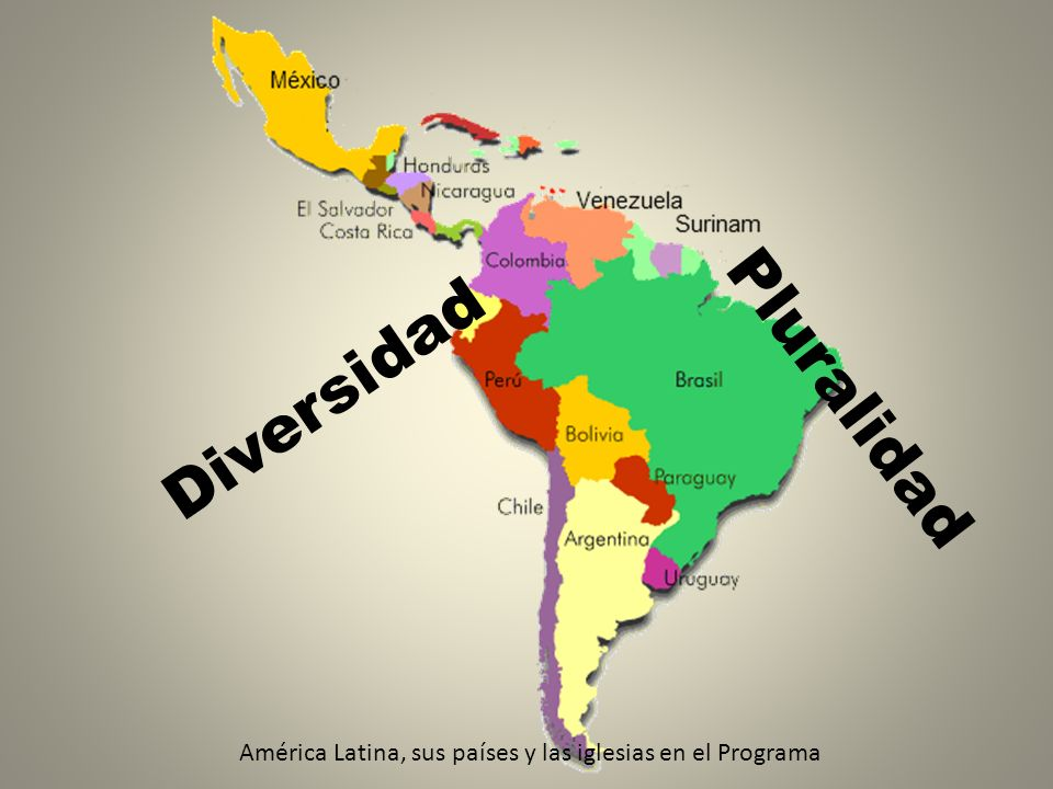 Pluralidad Diversidad