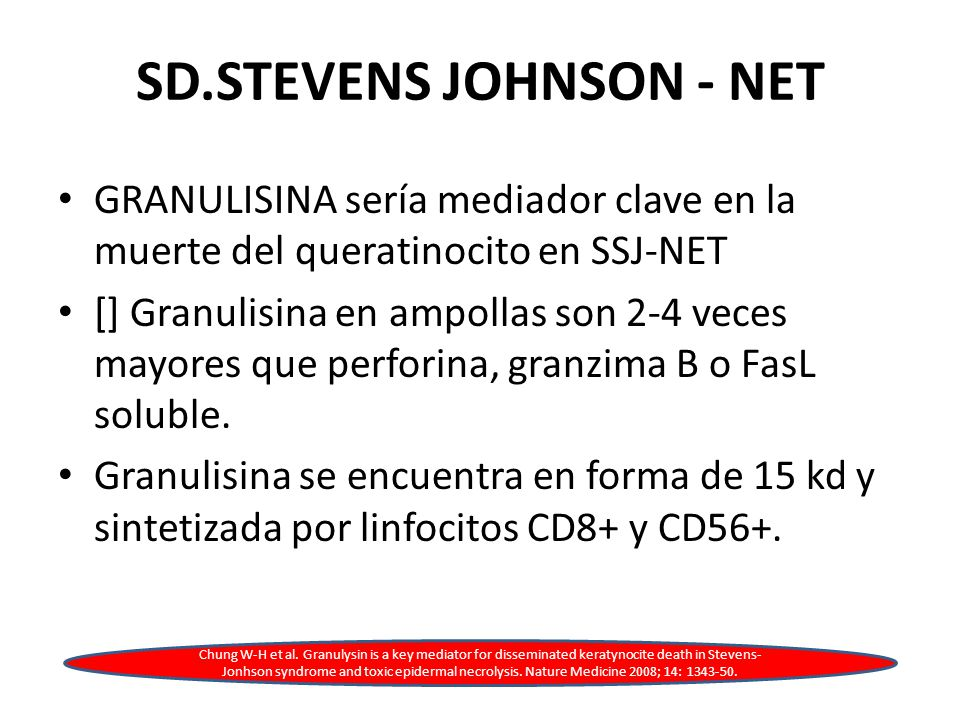 SD.STEVENS JOHNSON - NET