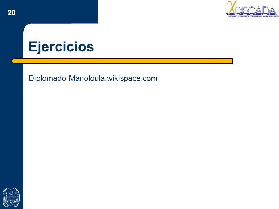 Ejercicios Diplomado-Manoloula.wikispace.com