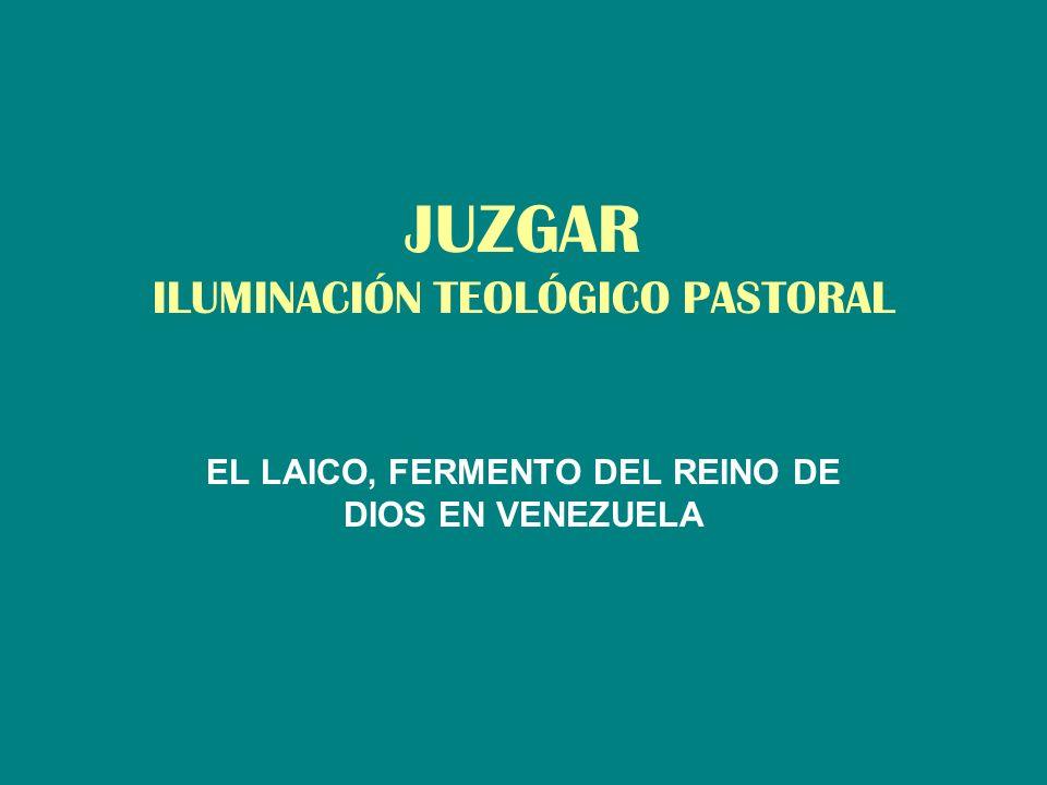 JUZGAR ILUMINACIÓN TEOLÓGICO PASTORAL