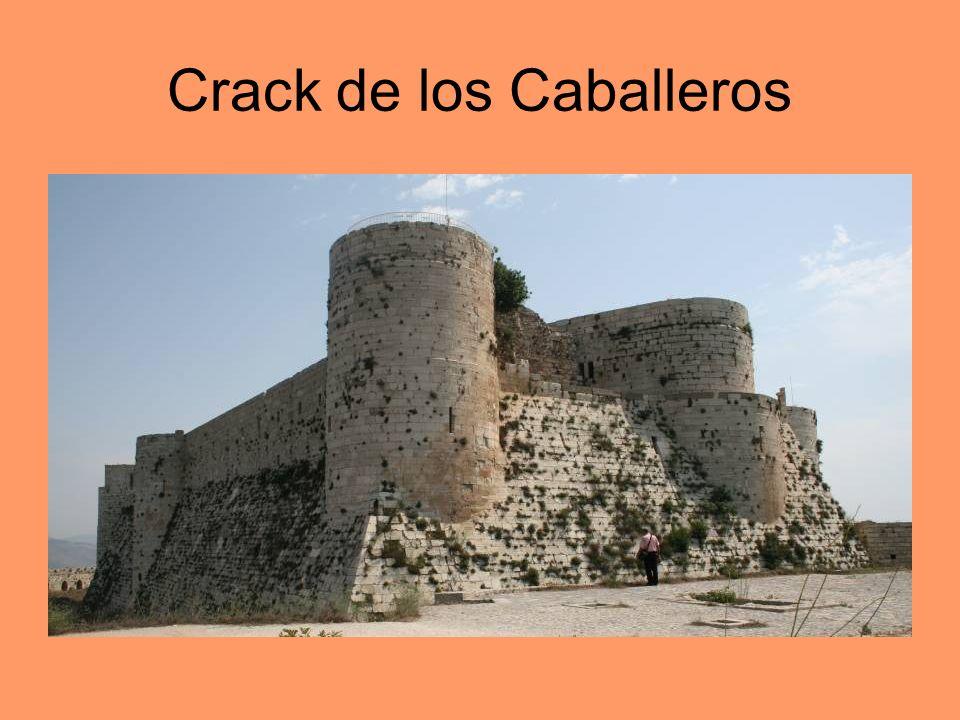 Crack de los Caballeros
