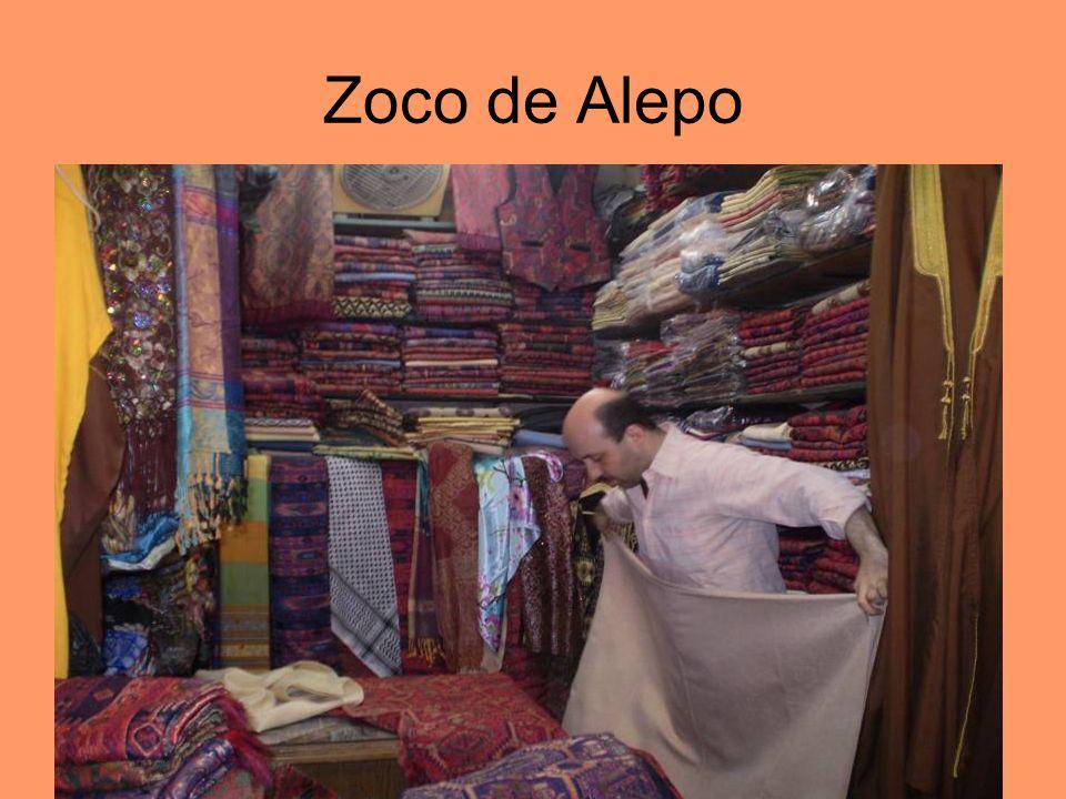 Zoco de Alepo