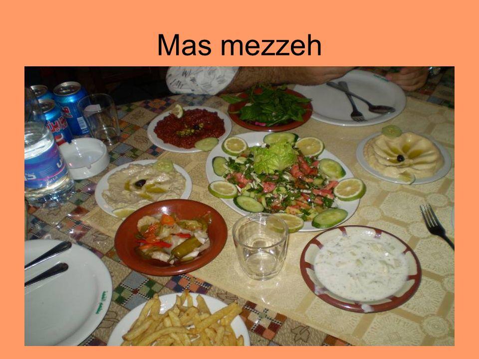Mas mezzeh