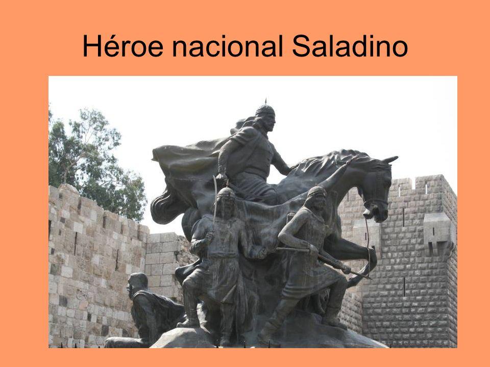 Héroe nacional Saladino