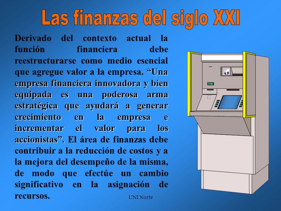 Las finanzas del siglo XXI