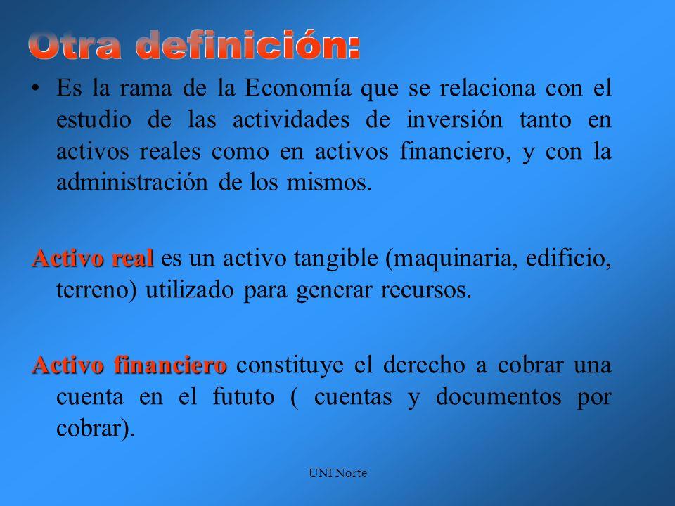 Otra definición: