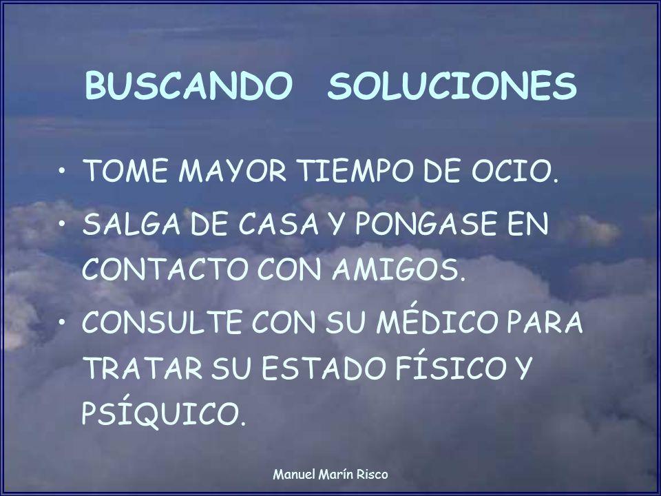 BUSCANDO SOLUCIONES TOME MAYOR TIEMPO DE OCIO.