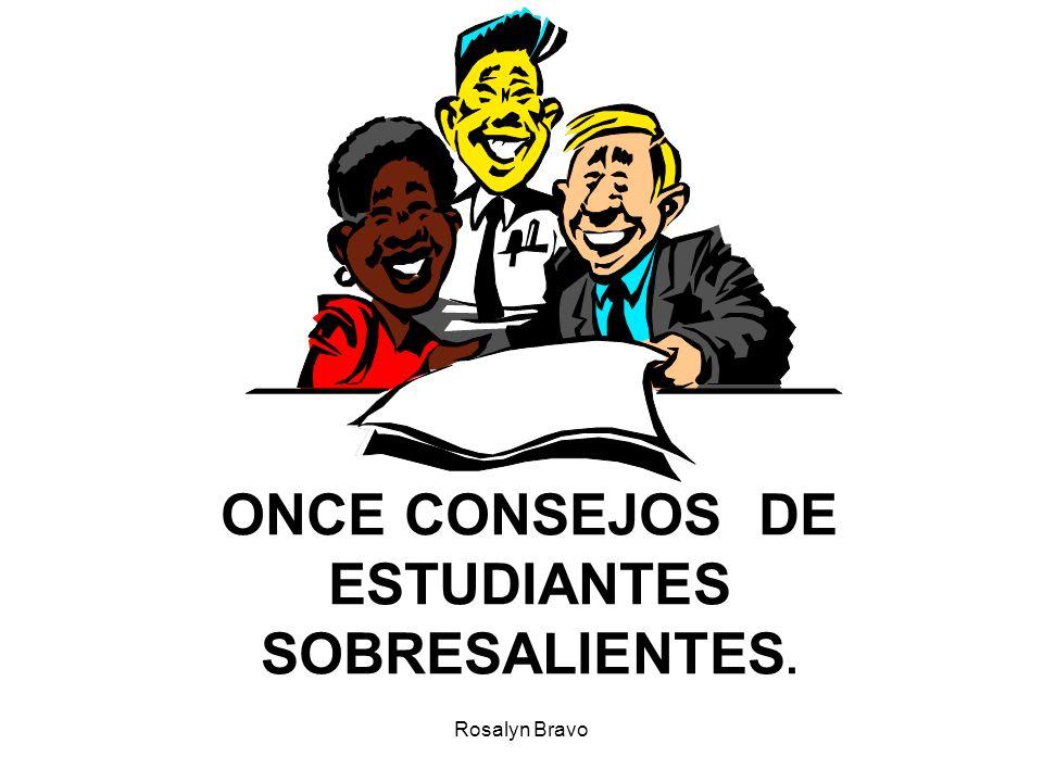 ESTUDIANTES SOBRESALIENTES.