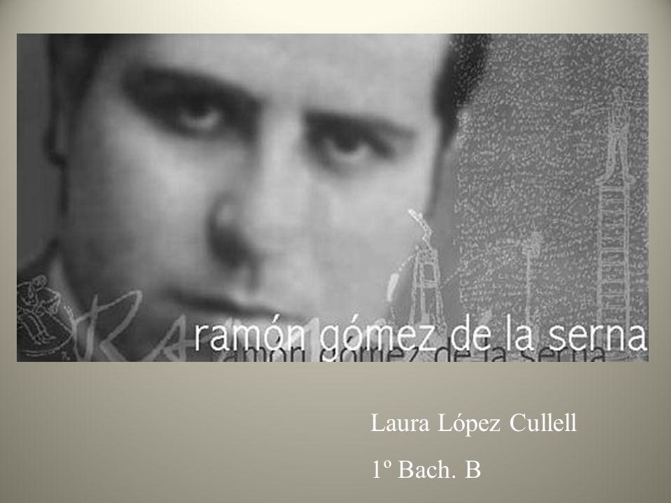 Laura López Cullell 1º Bach. B