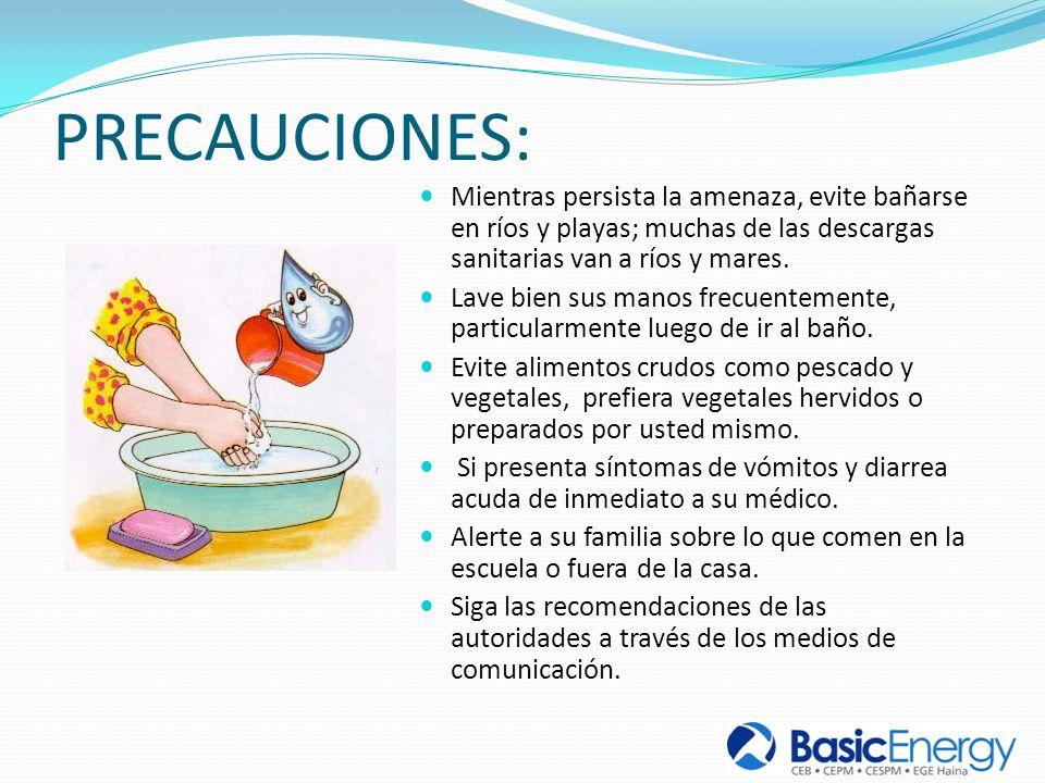 El colera el c lera es una enfermedad infecciosa aguda causada por el consumo de agua o - Alimentos para ir al bano inmediatamente ...