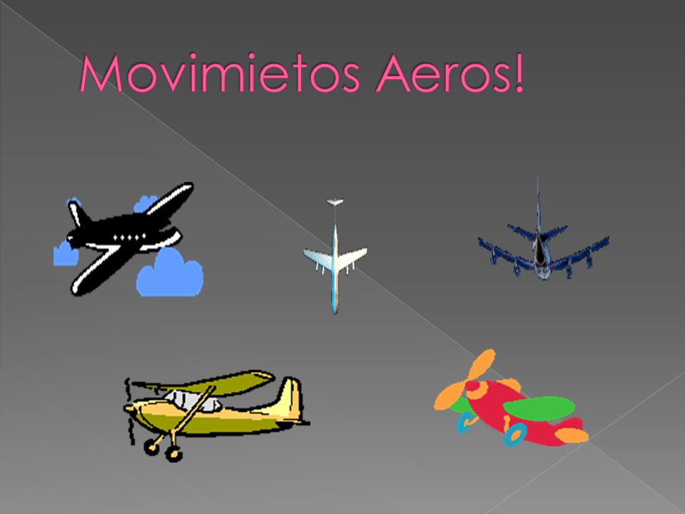 Movimietos Aeros!