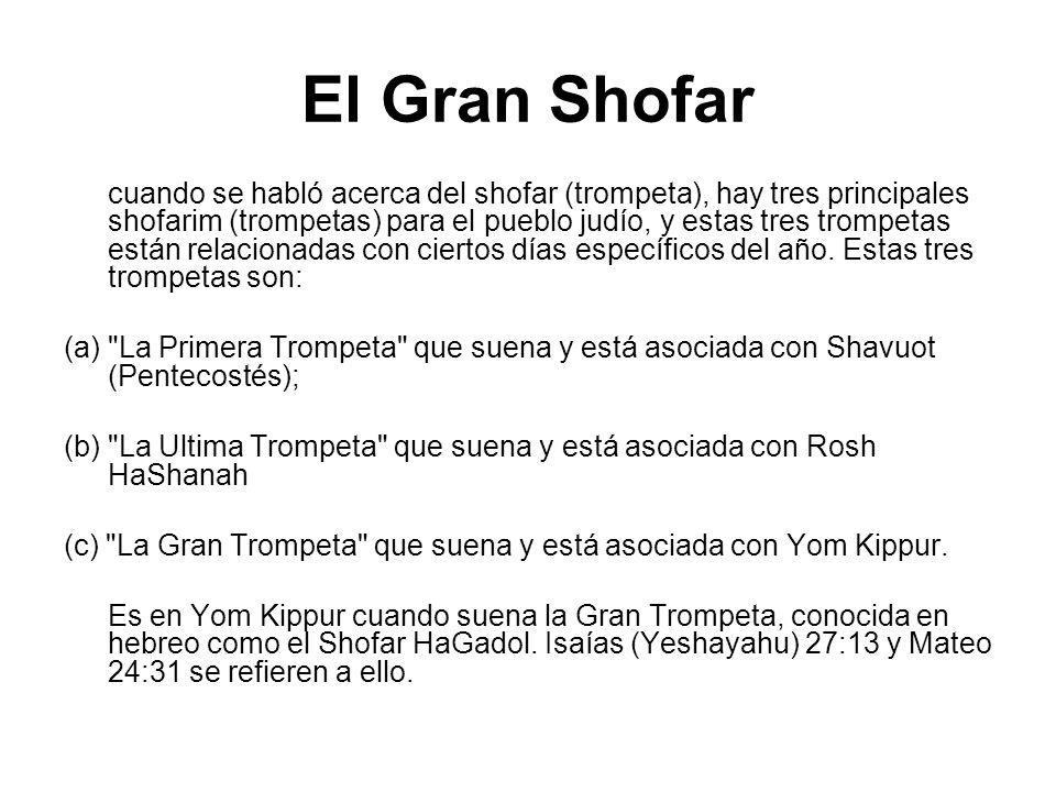 El Gran Shofar