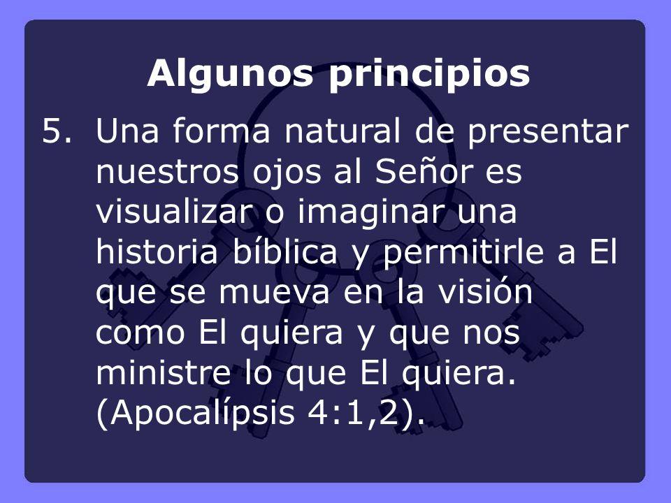Algunos principios