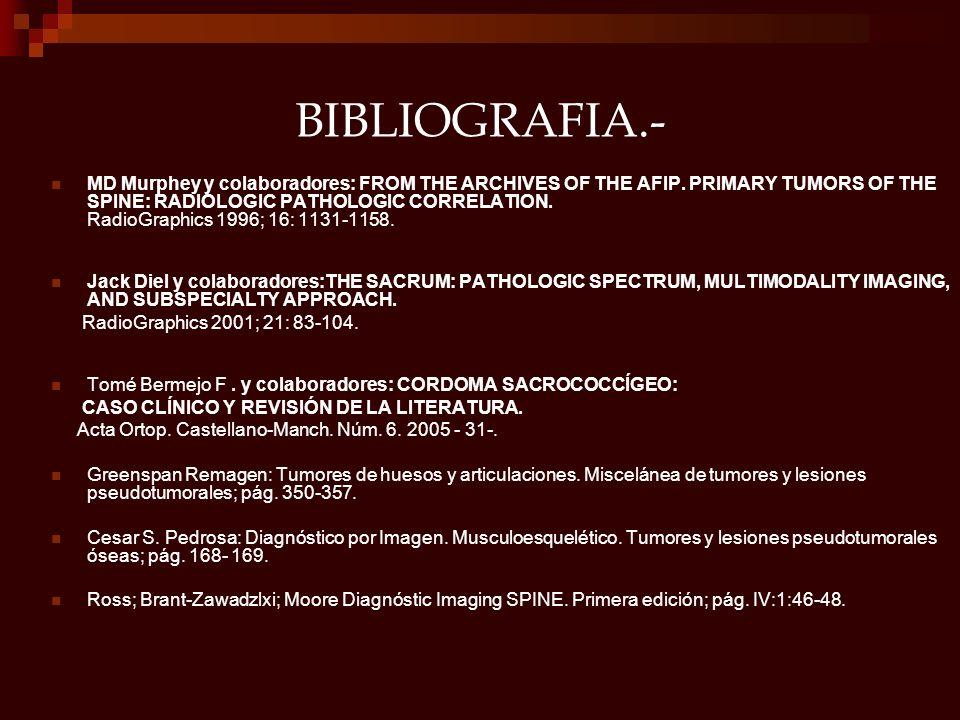 BIBLIOGRAFIA.-