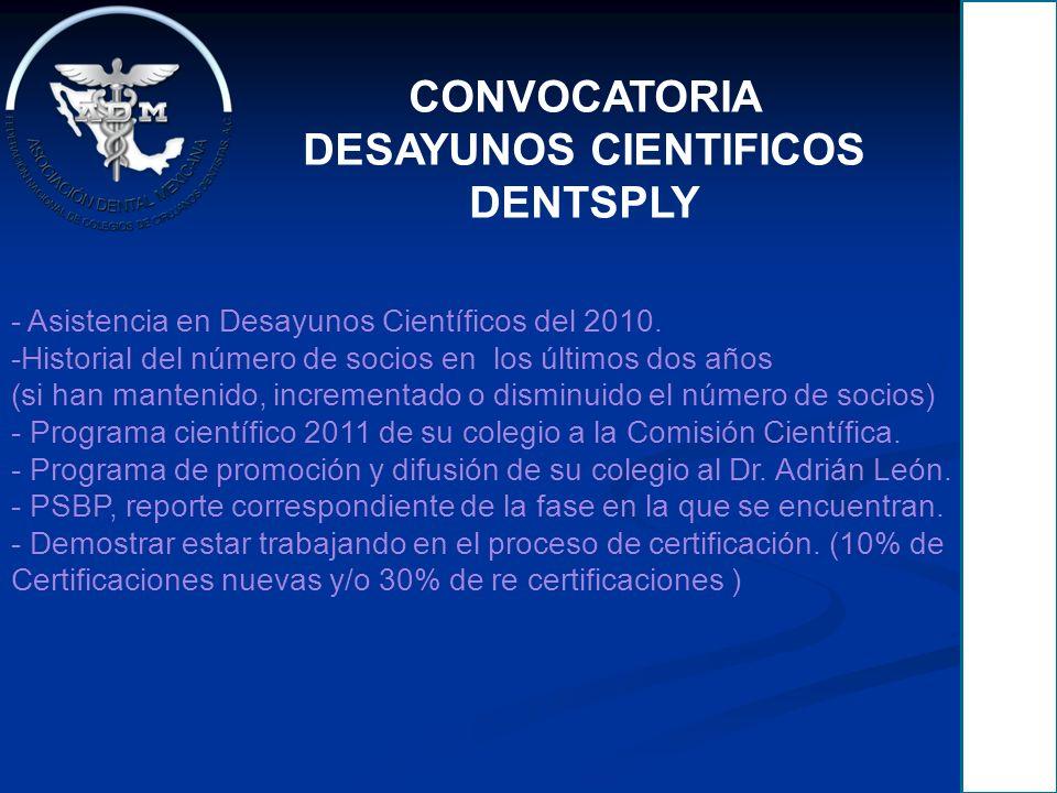 DESAYUNOS CIENTIFICOS