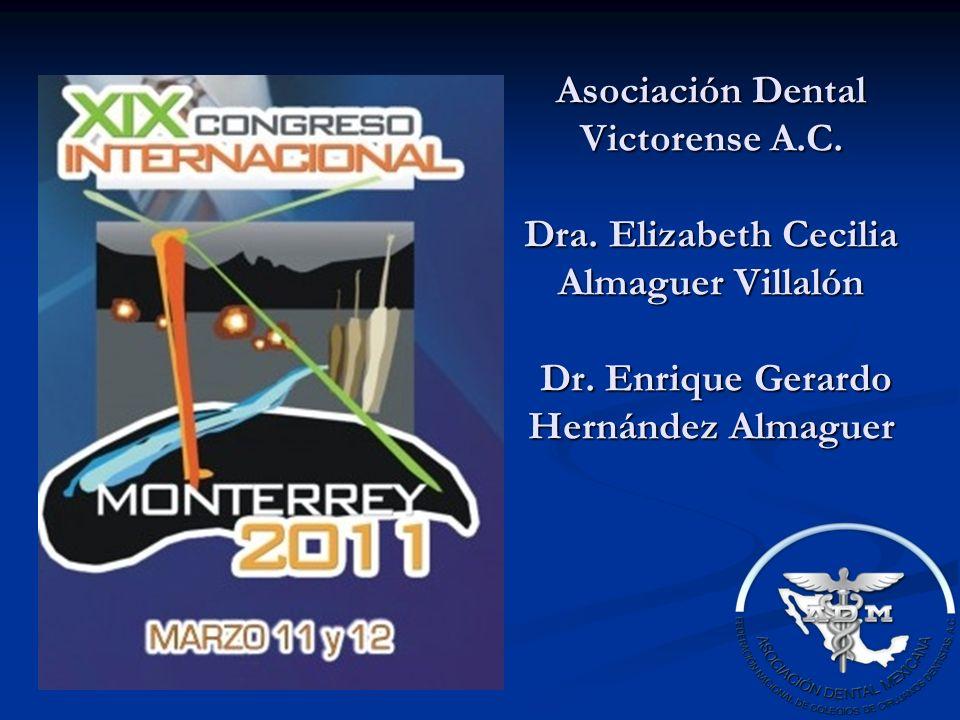 Asociación Dental Victorense A. C. Dra