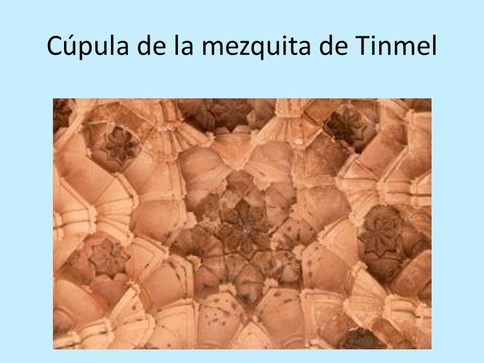 Cúpula de la mezquita de Tinmel