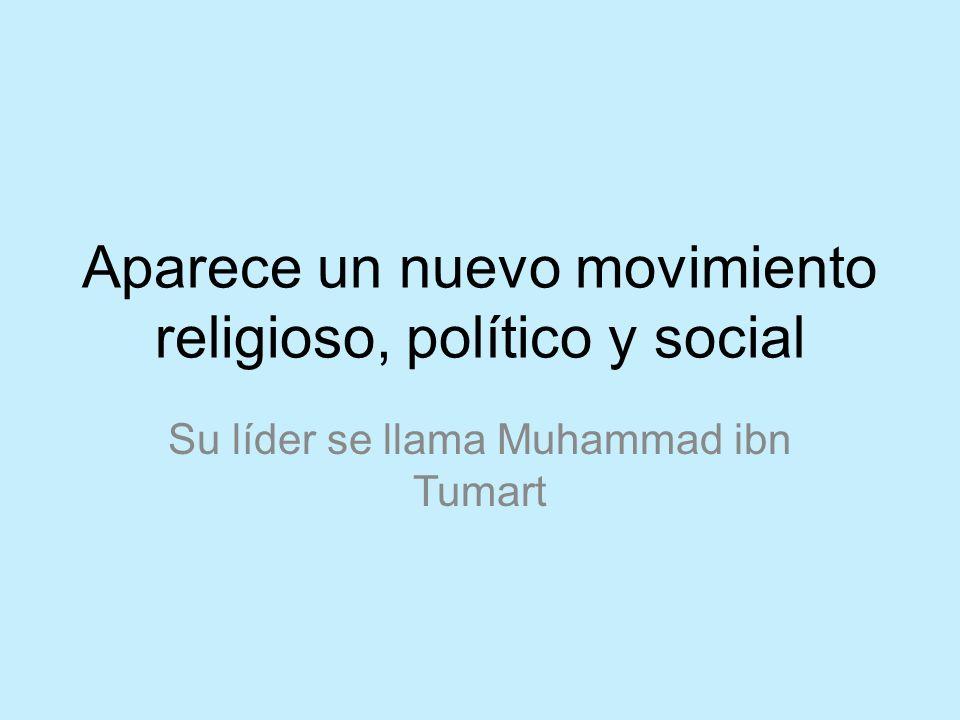 Aparece un nuevo movimiento religioso, político y social