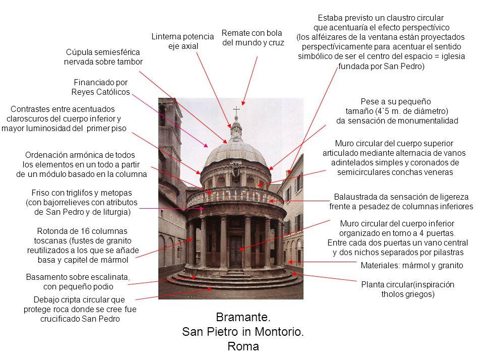 Cinquecento arquitectura ppt descargar for Arquitectura quattrocento y cinquecento