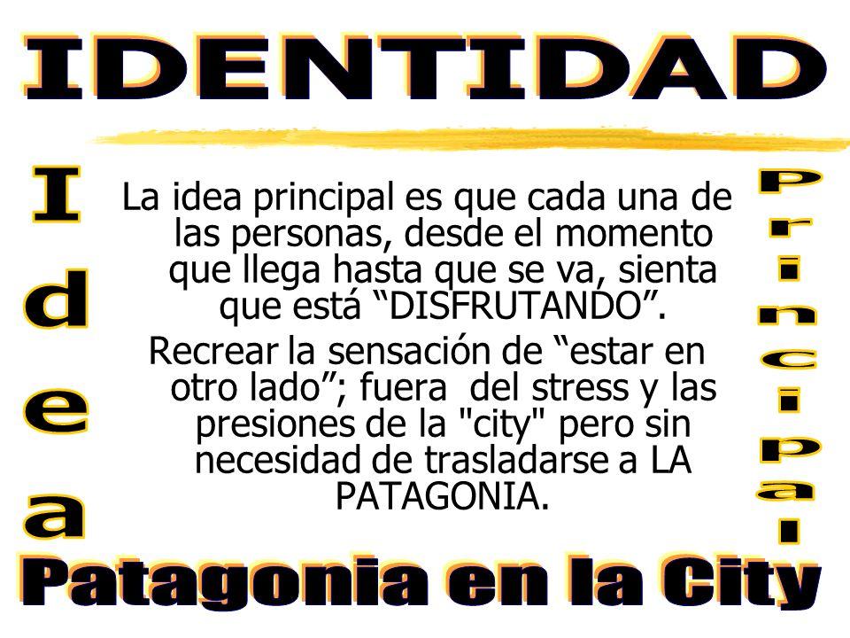 IDENTIDAD Idea Principal