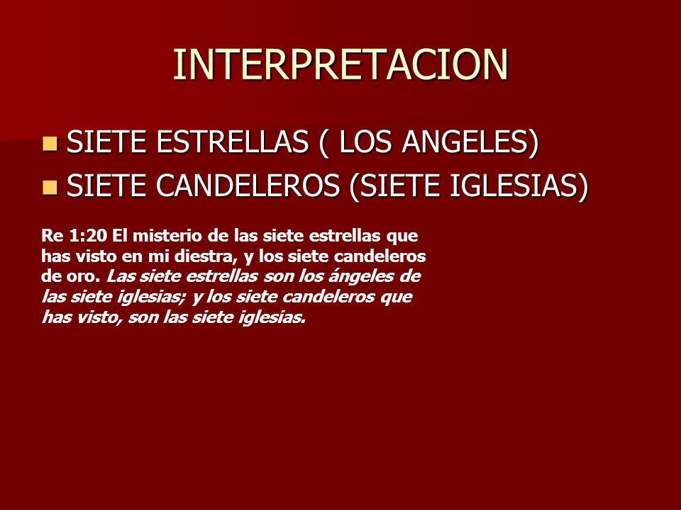 INTERPRETACION SIETE ESTRELLAS ( LOS ANGELES)