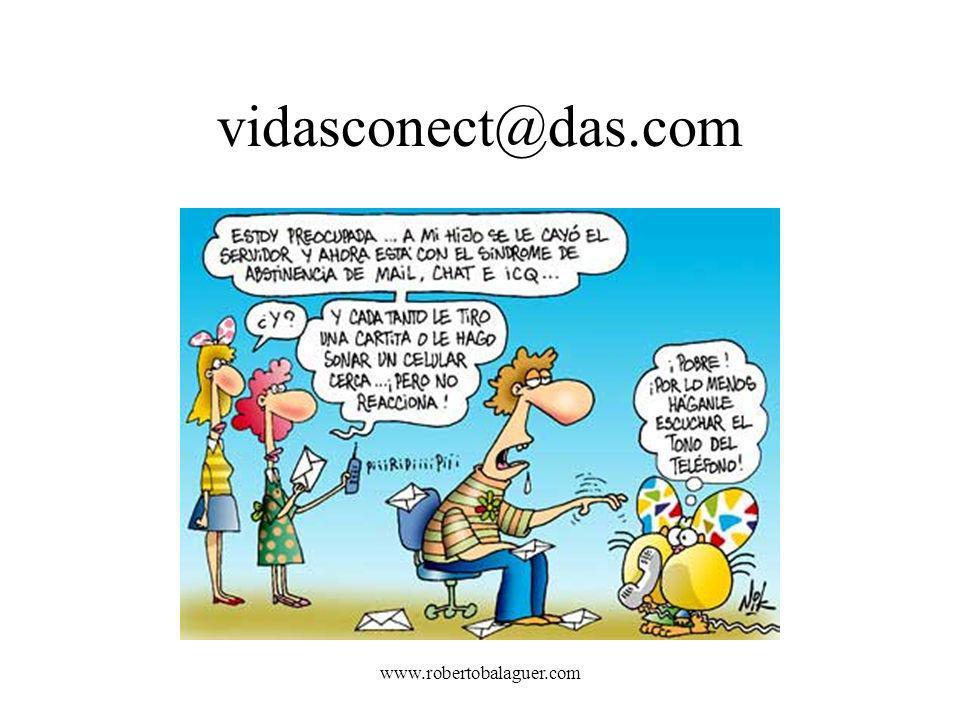 vidasconect@das.com www.robertobalaguer.com