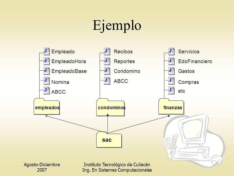 Ejemplo sac Empleado EmpleadoHora EmpleadoBase Nomina ABCC Recibos