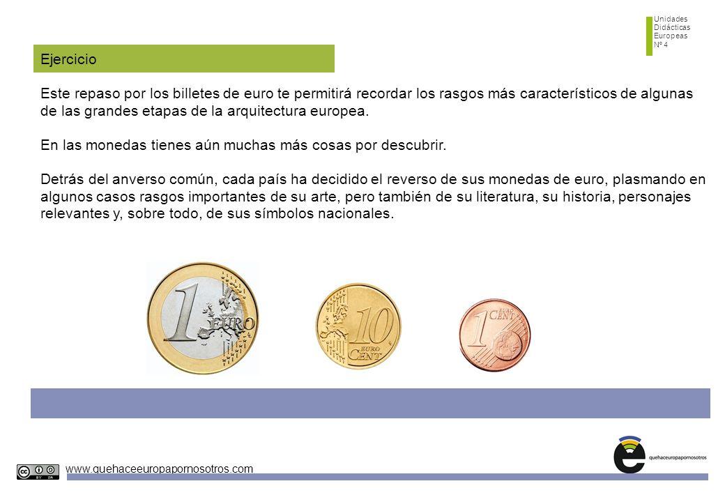 En las monedas tienes aún muchas más cosas por descubrir.