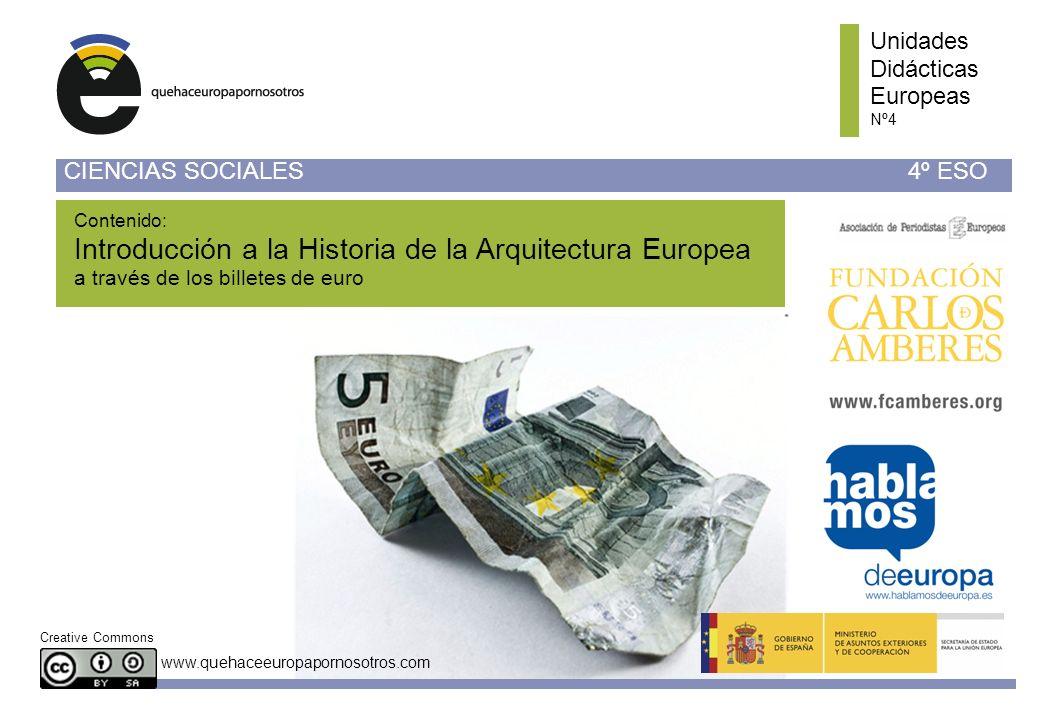 Introducción a la Historia de la Arquitectura Europea