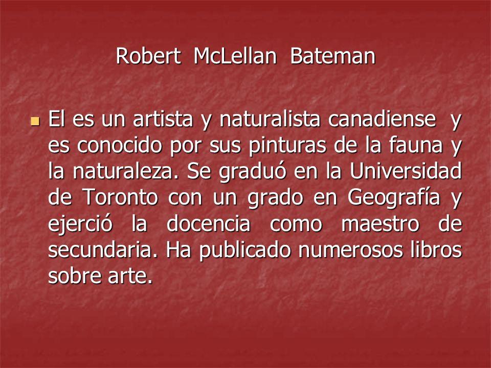 Robert McLellan Bateman