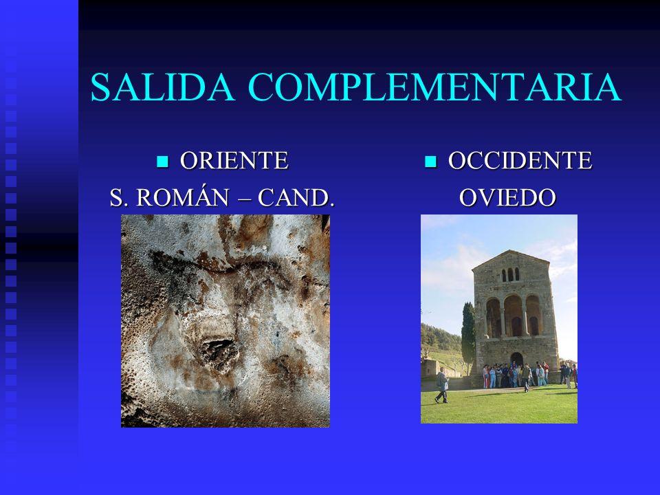 SALIDA COMPLEMENTARIA