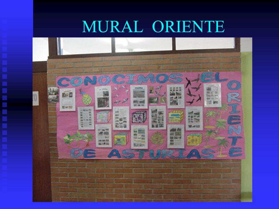 MURAL ORIENTE