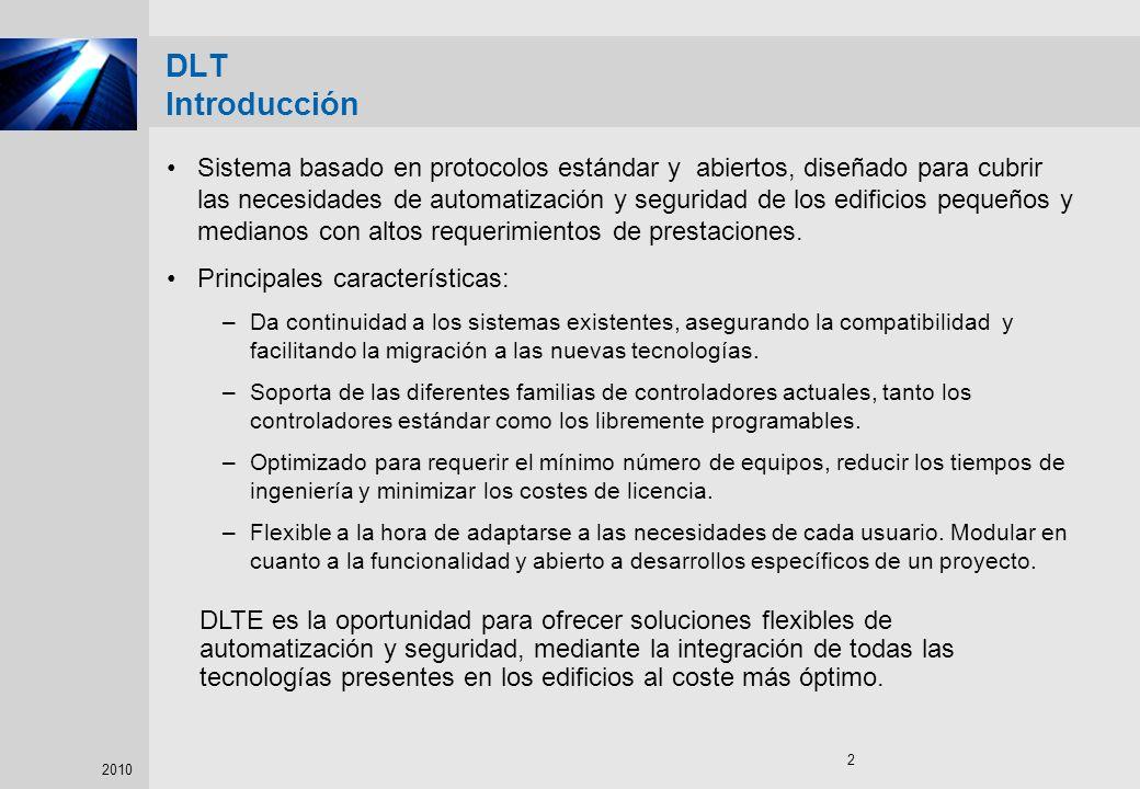 DLT Introducción