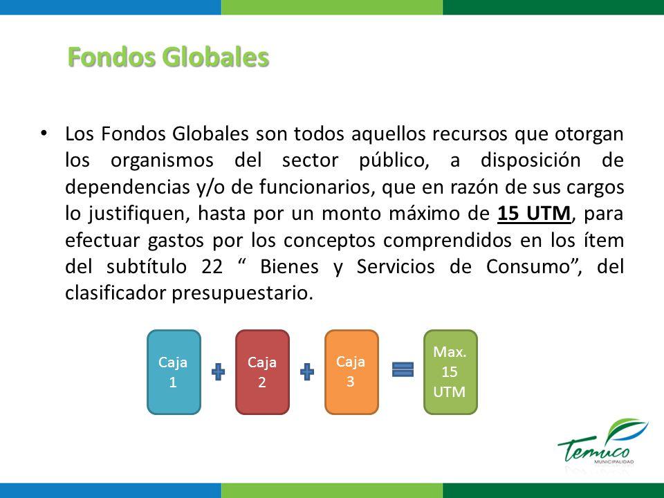 Fondos Globales