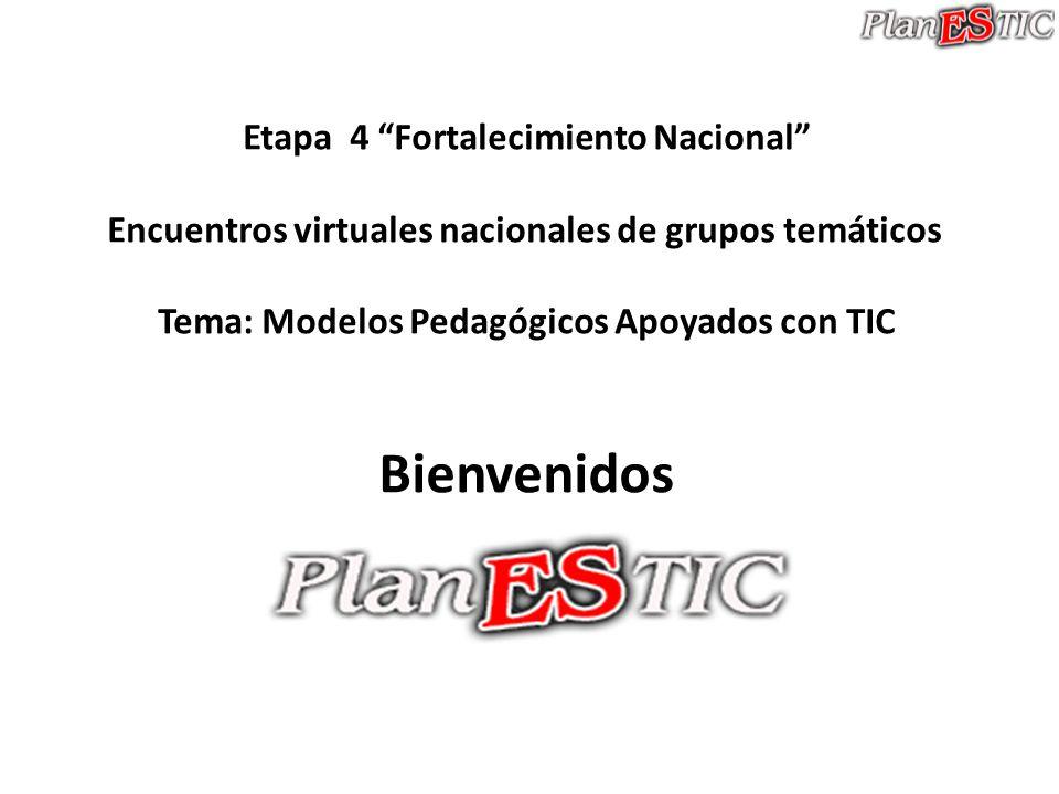 Tema: Modelos Pedagógicos Apoyados con TIC