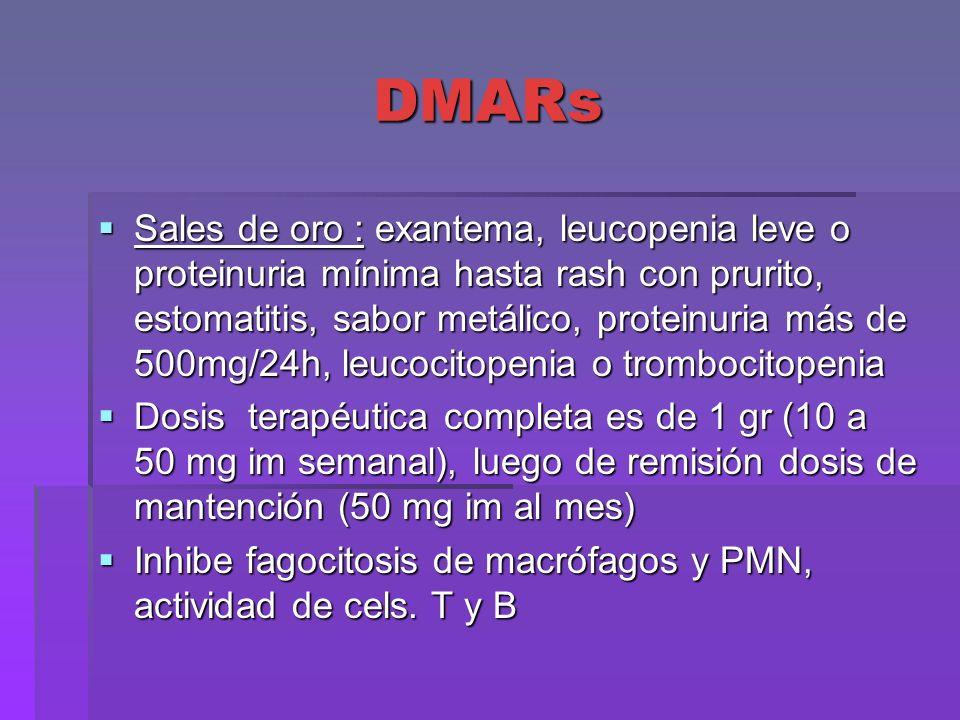 DMARs