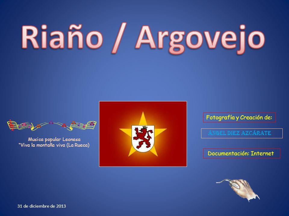 Riaño / Argovejo Fotografía y Creación de: Ángel diez azcárate