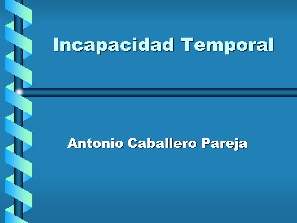 Antonio Caballero Pareja