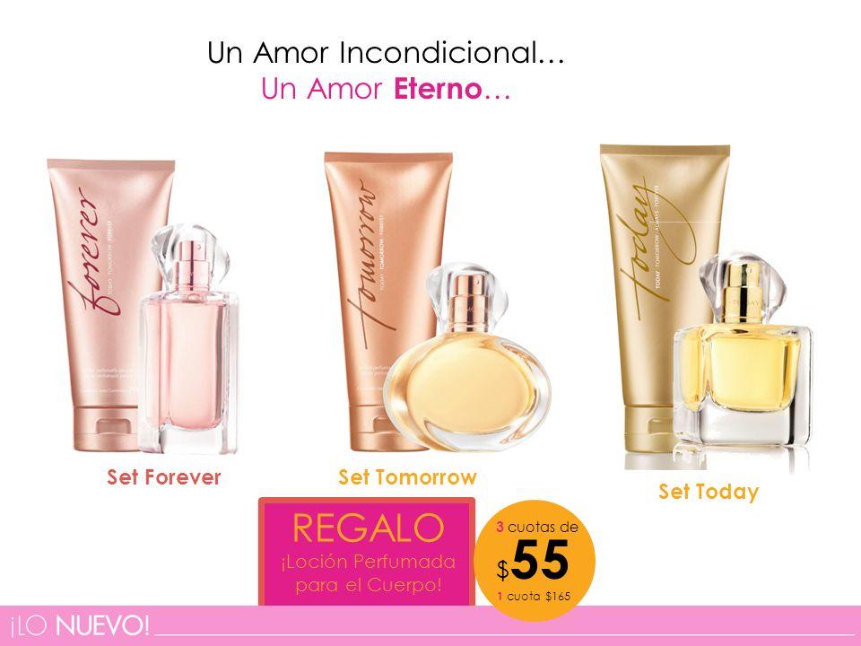 REGALO Un Amor Incondicional… Un Amor Eterno… $55 Set Forever