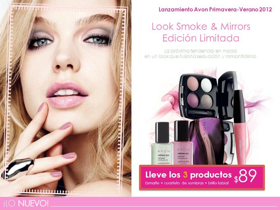 Look Smoke & Mirrors Edición Limitada Lleve los 3 productos $89