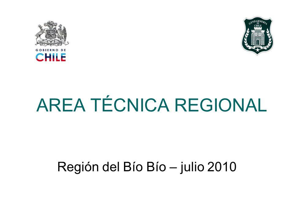 Región del Bío Bío – julio 2010