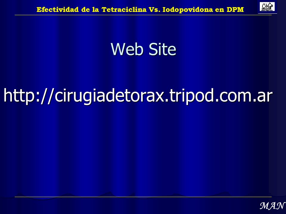 Web Site MAN