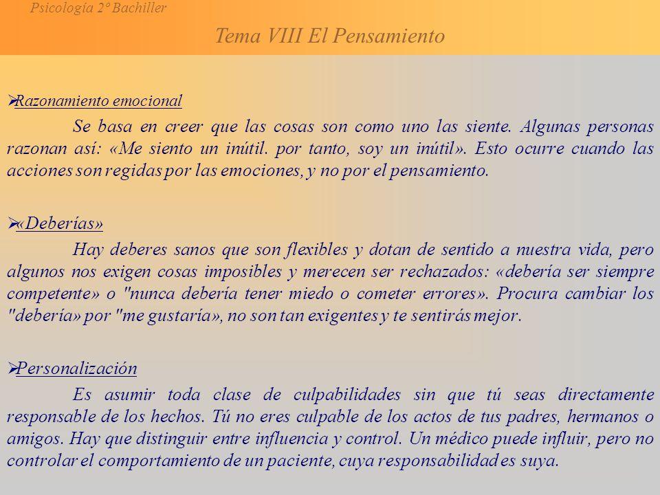 8 1 naturaleza del pensamiento ppt video online descargar - Cambiar de medico de cabecera por internet ...