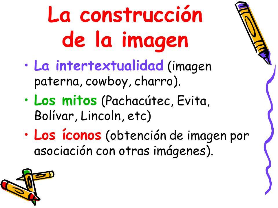 La construcción de la imagen