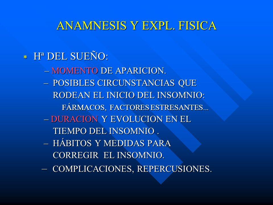 ANAMNESIS Y EXPL. FISICA