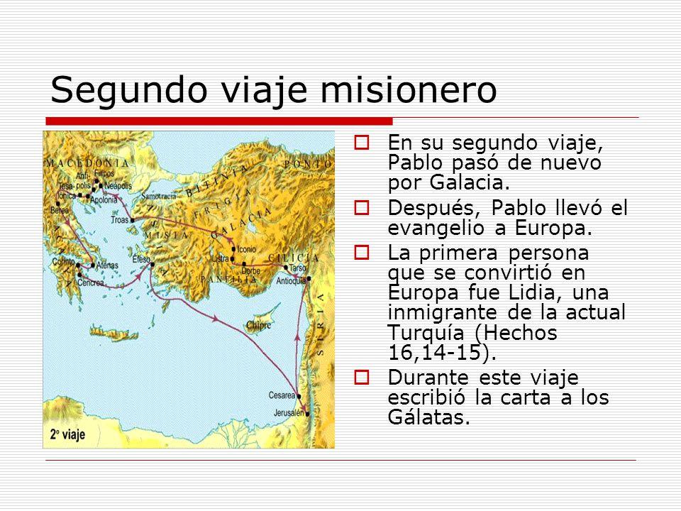Viajes misioneros related keywords viajes misioneros for Cuarto viaje de pablo