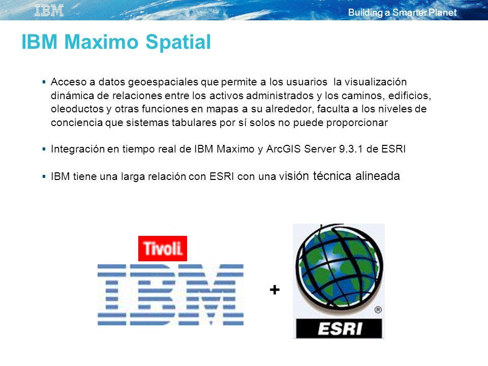 IBM Maximo Spatial