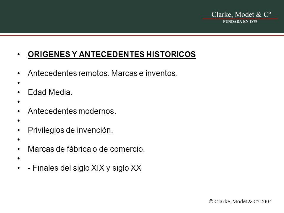 ORIGENES Y ANTECEDENTES HISTORICOS