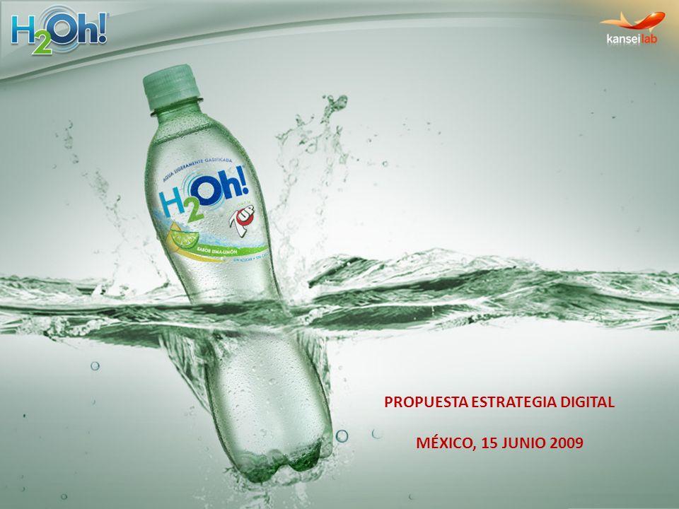 Propuesta ESTRATEGIA Digital México, 15 junio 2009