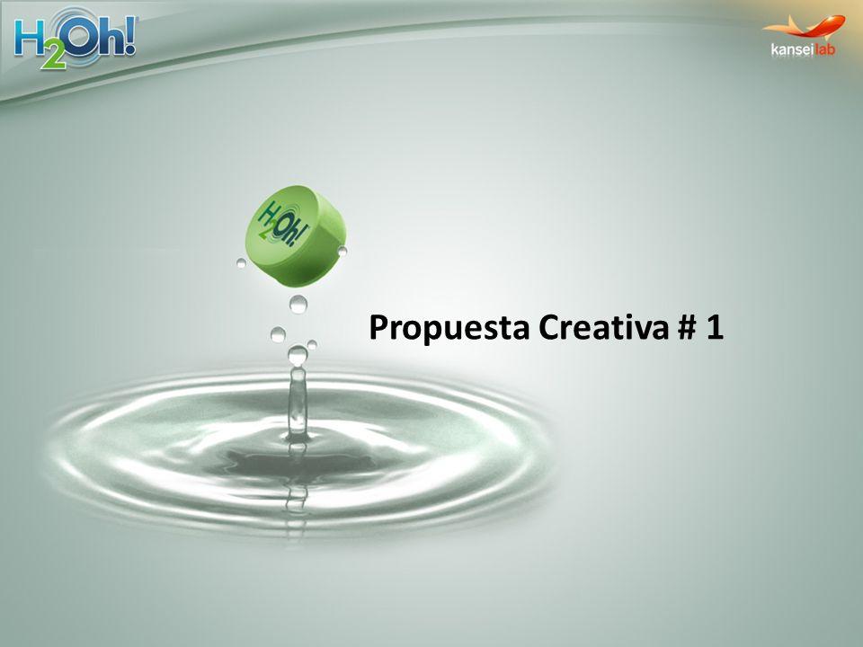 Propuesta Creativa # 1